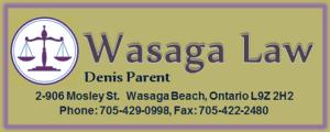 Denis Parent Wasaga Law